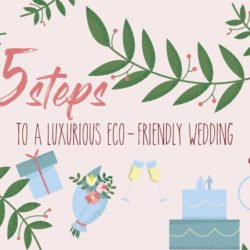 5 steps to a greener wedding