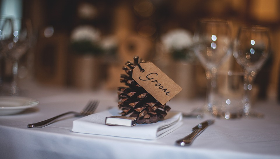 Country Wedding Cone